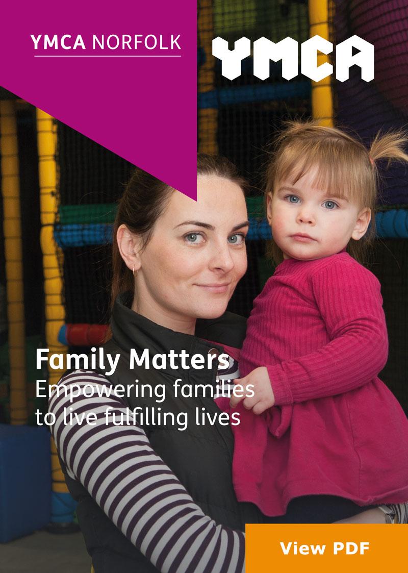 Family Matters Leaflet