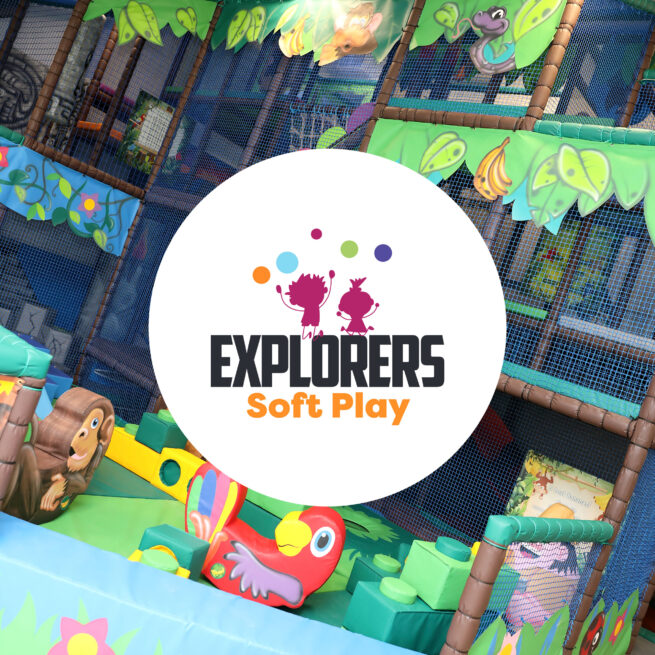 Explorers Soft Play - book session